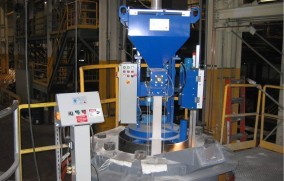 Gradmatic Refractory Installation System
